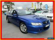2005 Holden Crewman VZ S Blue Automatic 4sp A 4D UTILITY for Sale