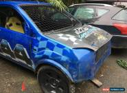 Ford Fiesta Grass Track RWD 2.0 Full Roll Cage Animal  for Sale
