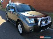 2006 Nissan Pathfinder R51 ST-L (4x4) Automatic 5sp A Wagon for Sale