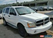 2006 Dodge Durango for Sale