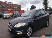 2012 Ford Mondeo 1.6 TDCi ECO Zetec 5dr (start/stop) for Sale