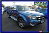Classic 2009 Ford Ranger PK Wildtrak (4x4) Blue Automatic 5sp A Dual Cab Pick-up for Sale