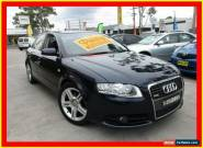 2007 Audi A4 B7 S Line Blue Automatic A Sedan for Sale