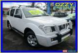 Classic 2006 Nissan Pathfinder R51 ST (4x4) White Automatic 5sp A Wagon for Sale