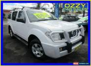 2006 Nissan Pathfinder R51 ST (4x4) White Automatic 5sp A Wagon for Sale