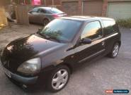Renault Clio 1.2 16v Dynamique 3 Months MOT for Sale
