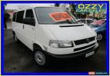 Classic 2003 Volkswagen Kombi 70C White Automatic 4sp A Van for Sale