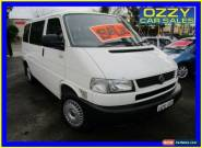 2003 Volkswagen Kombi 70C White Automatic 4sp A Van for Sale