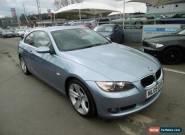 2009 BMW 3 Series 2.0 320d SE Highline 2dr for Sale
