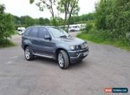 bmw x5 3.0i sport auto sat nav long MOT  for Sale