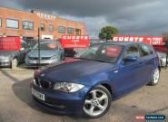 2007 BMW 1 Series 2.0 118d SE 5dr for Sale