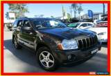 Classic 2006 Jeep Grand Cherokee WH MY2006 Laredo Grey Automatic 5sp A Wagon for Sale