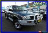 Classic 2000 Nissan Patrol ST (4x4) Blue Automatic 4sp A Wagon for Sale