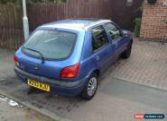 2000 FORD FIESTA 1.2 petrol for Sale