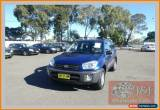 Classic 2001 Toyota RAV4 ACA21R Edge (4x4) Blue Automatic 4sp A Wagon for Sale