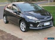 2011 Ford Fiesta Hatchback LOW km's WITH extras NEGOTIABLE for Sale