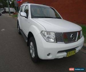 Classic 2006 Nissan Pathfinder R51 ST-L (4x4) White Automatic 5sp A Wagon for Sale
