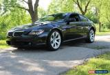 Classic 2004 BMW 6-Series for Sale