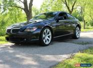 2004 BMW 6-Series for Sale