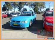 2006 Holden Commodore VZ MY06 SV6 Blue Automatic 5sp A Sedan for Sale