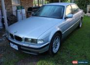 BMW 740 il swap trade v8 collector car  for Sale