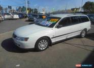 2003 Holden Commodore VY II Executive White Automatic 4sp A Wagon for Sale