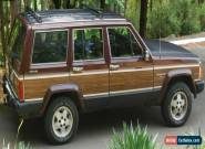 Jeep: Wagoneer Woody for Sale