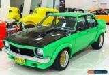 Classic 1976 Holden Torana LX SL/R 5000 Mint Julip Green Manual 4sp M Sedan for Sale