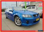 2009 Holden Commodore VE MY10 SV6 Blue Automatic A Wagon for Sale