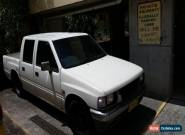 Holden Rodeo 1994 DLX Dual Cab 2.6L for Sale