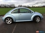 2003 Volkswagen Beetle, 1.6 Petrol, 125000 miles, gorgeous Blue for Sale