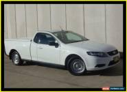 2010 Ford Falcon FG (LPG) White Automatic 4sp A Utility for Sale