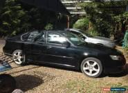 2006 Subaru Liberty Sedan for Sale
