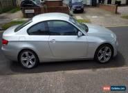 2007 BMW 320D SE A SILVER for Sale