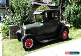 Classic 1927 Ford Model T Model T Coupe for Sale