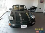 Porsche: 964 TARGA for Sale