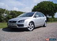 Ford Focus 1.8TDCi 2007MY Zetec Climate for Sale
