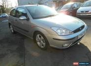 Ford Focus Edge Tdci 3dr DIESEL MANUAL 2004/54 for Sale