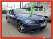 2005 BMW 320i E90 Blue Automatic 6sp A Sedan for Sale