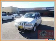 2005 Suzuki Grand Vitara Sports (4x4) Silver Automatic 4sp A Wagon for Sale