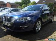 VW PASSAT 2.0 TDi 140bhp SPORT ESTATE 2008 (57 plate) for Sale