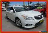 Classic 2011 Holden Cruze JH Series II SRi-V White Automatic A Sedan for Sale