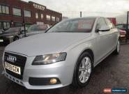 2010 Audi A4 3.0 TDI SE Tiptronic Quattro 4dr for Sale
