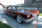 Classic 1958 Ford Thunderbird Hardtop  for Sale