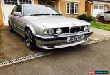 Classic BMW 535I SPORT SILVER  ( NO RESERVE) for Sale