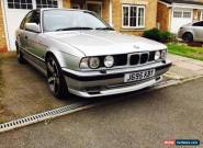 BMW 535I SPORT SILVER  ( NO RESERVE) for Sale