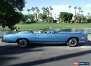 1976 Cadillac Eldorado for Sale
