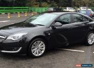 2013 VAUXHALL INSIGNIA DESIGN BLACK for Sale
