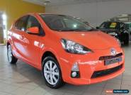 2012 Toyota Prius c NHP10R Sunrise Automatic A Hatchback for Sale