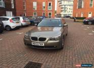 BMW 520 petrol manual 116k v.good conditione. for Sale